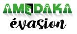 Logo Amédaka Évasion