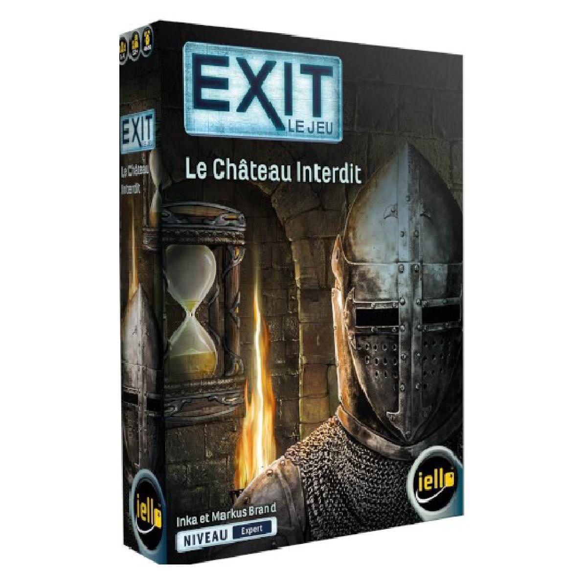Exit - Le Château Interdit | 19,99$
