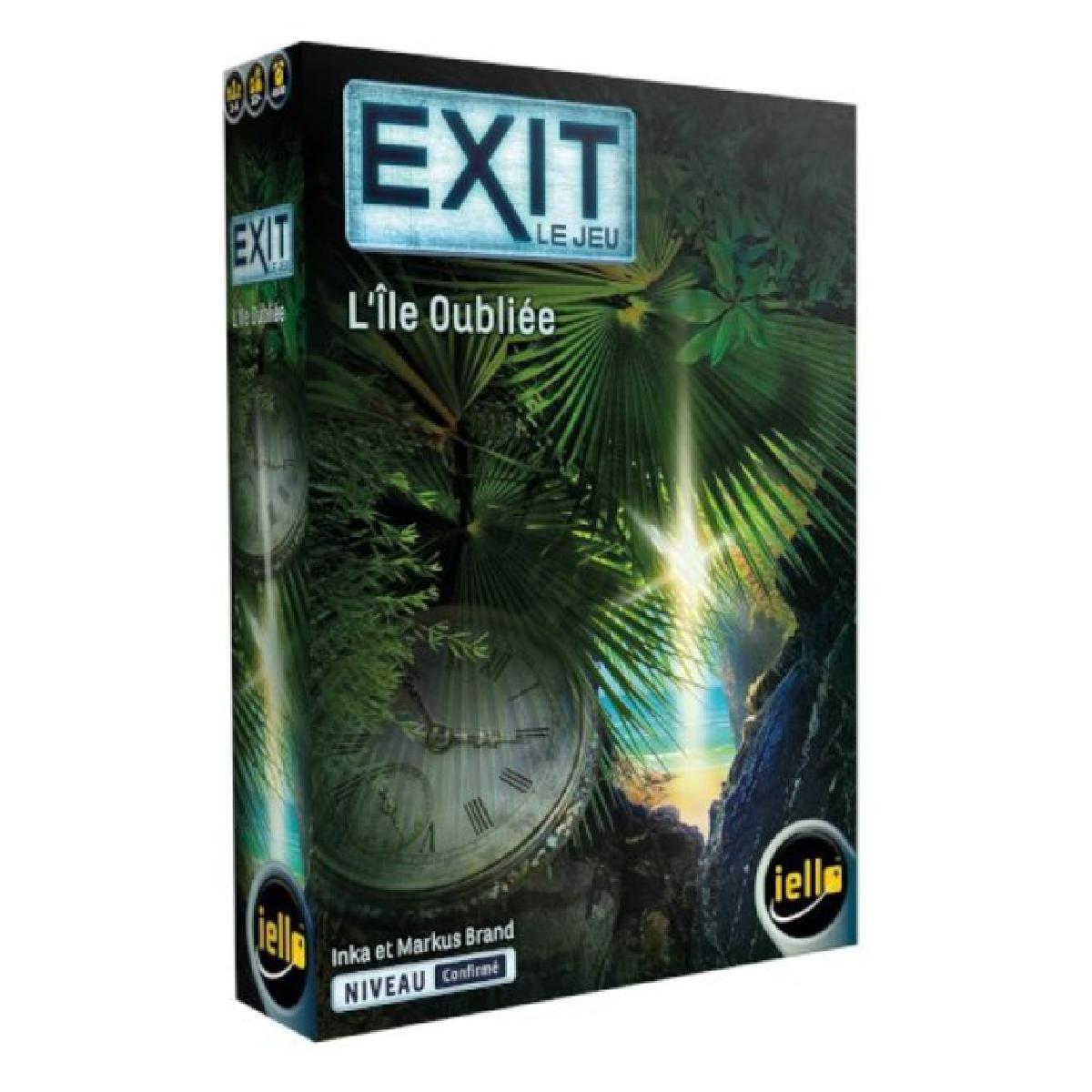 Exit - L'île Oubliée | 19,99$ | Location seulement