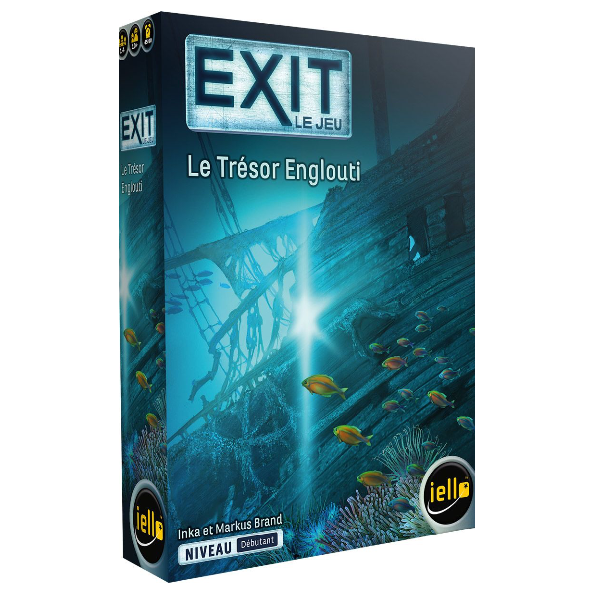 Exit - Le Trésor Englouti | 19,99$ | Location seulement