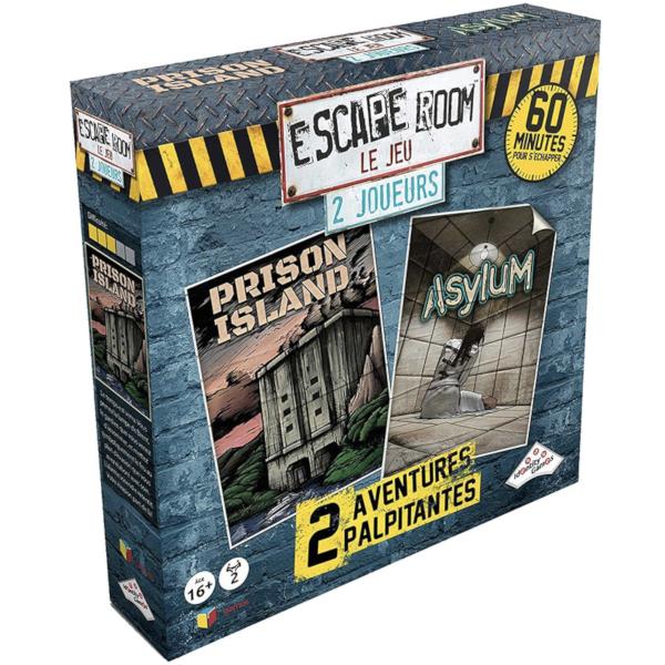 Escape Room - coffret 2 joueurs | 29,99$