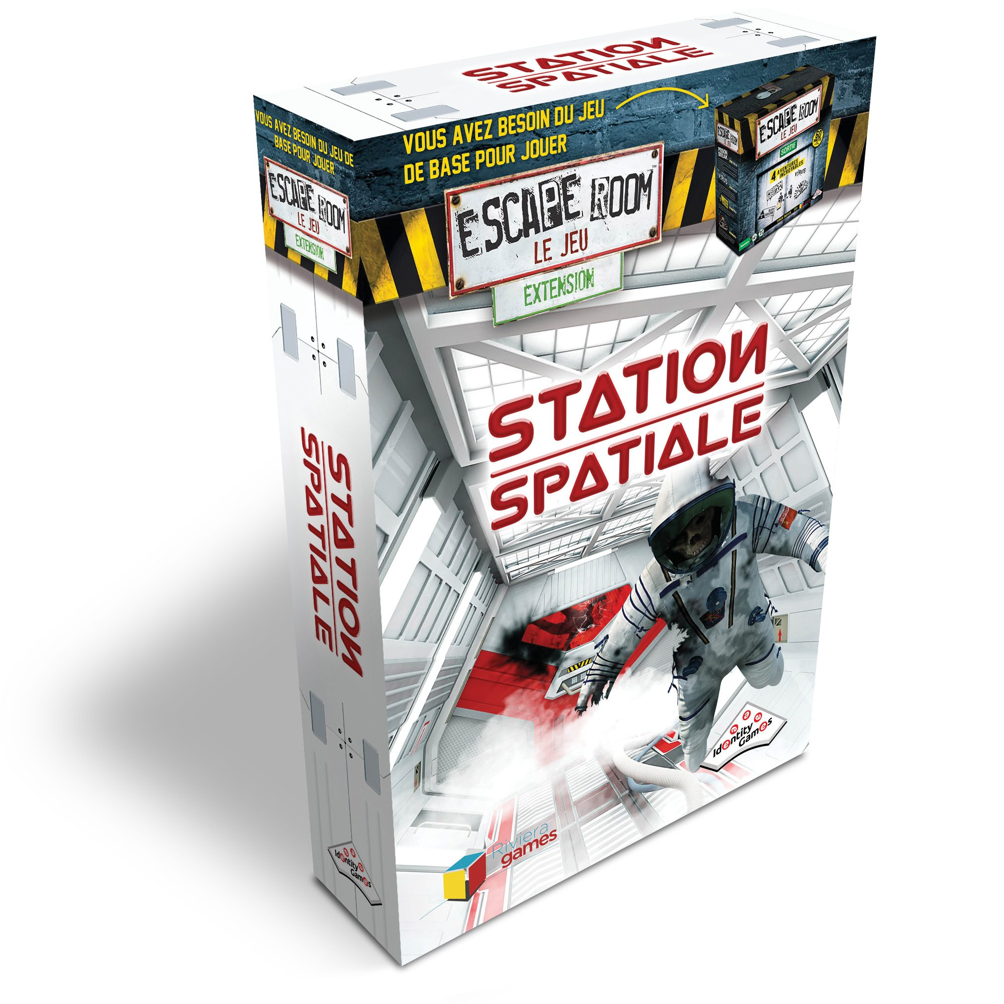 Escape Room Extension - Station spatiale | 21,99$