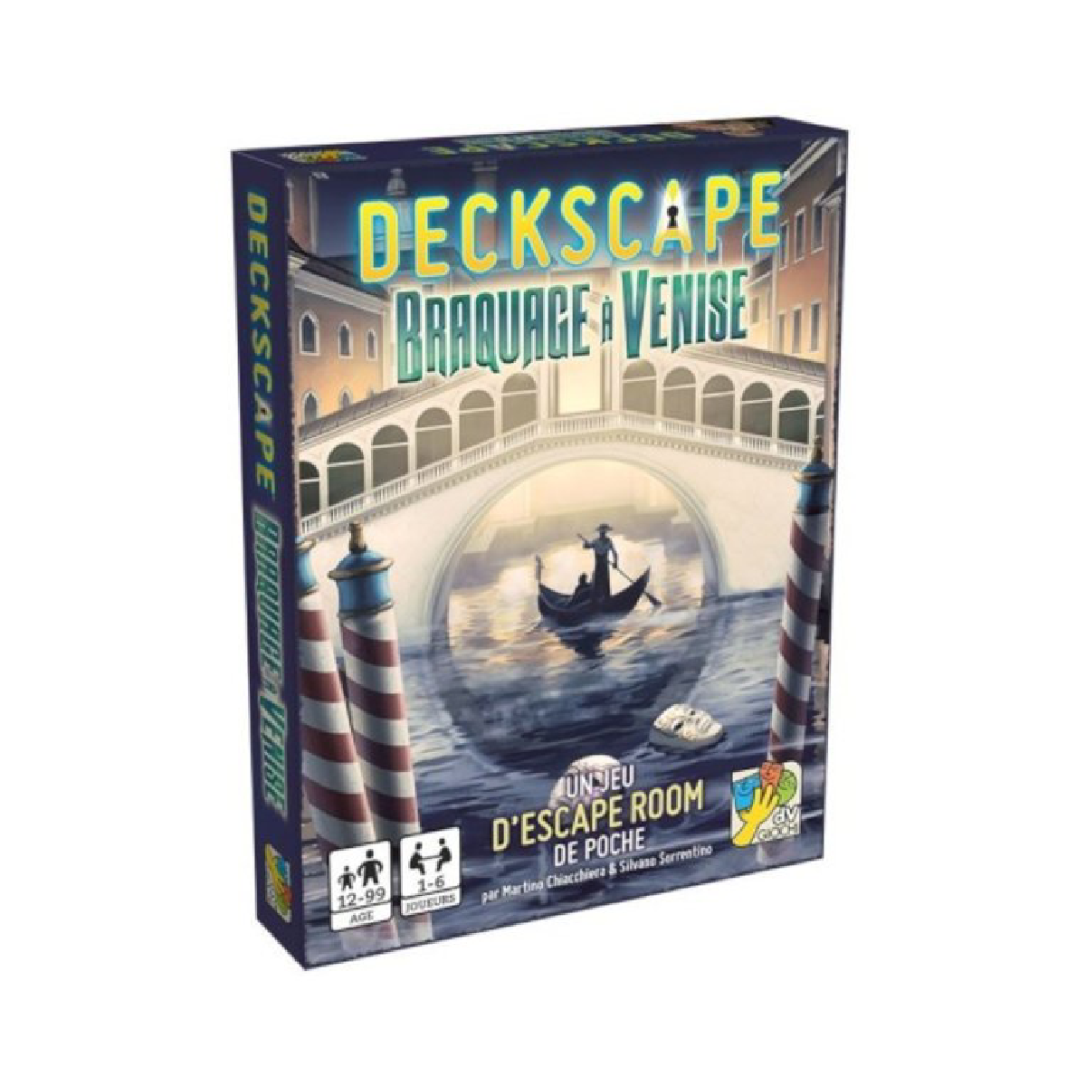 Deckscape - Braquage à Venise | 16,99$