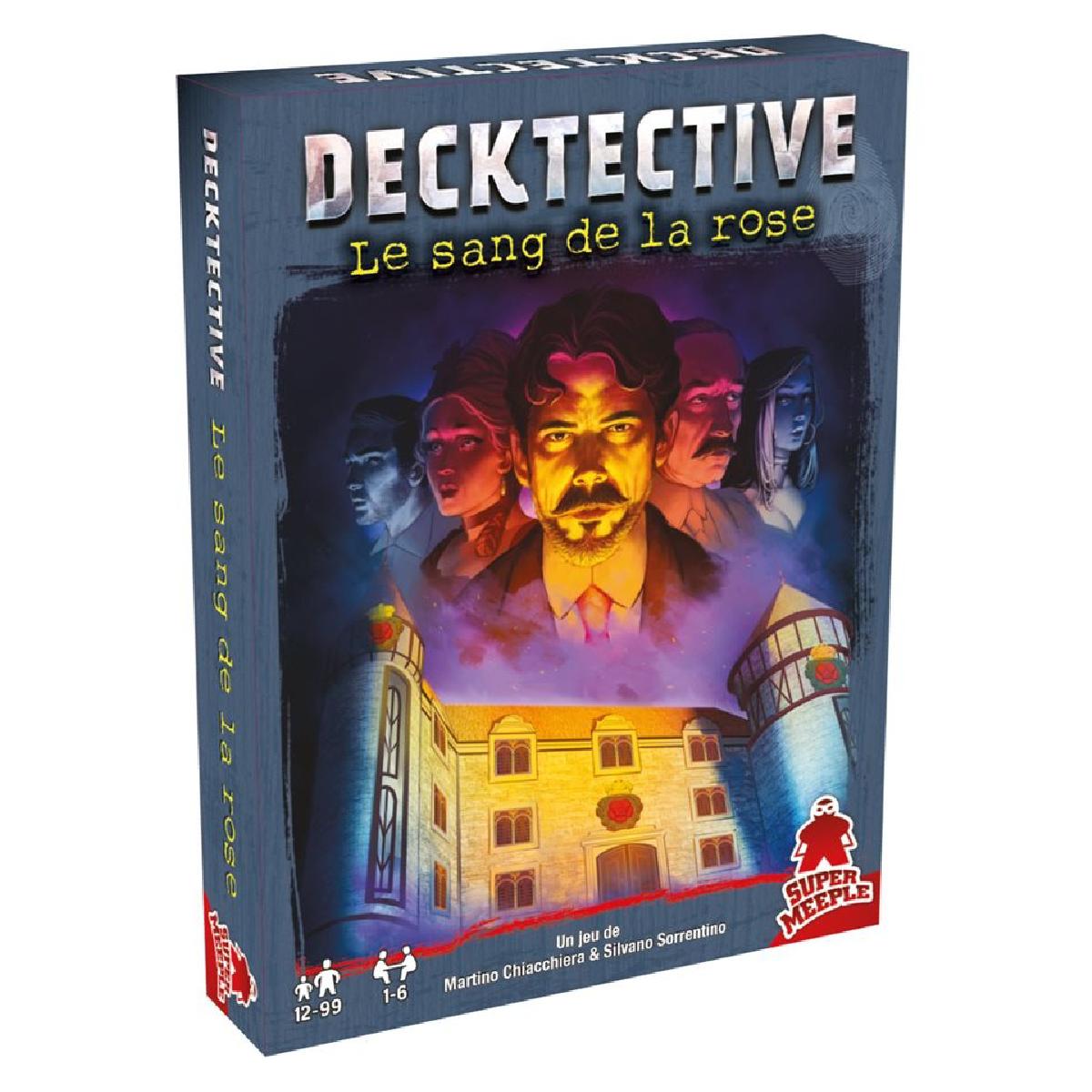 Decktective - Le sang de la rose | 16,99$
