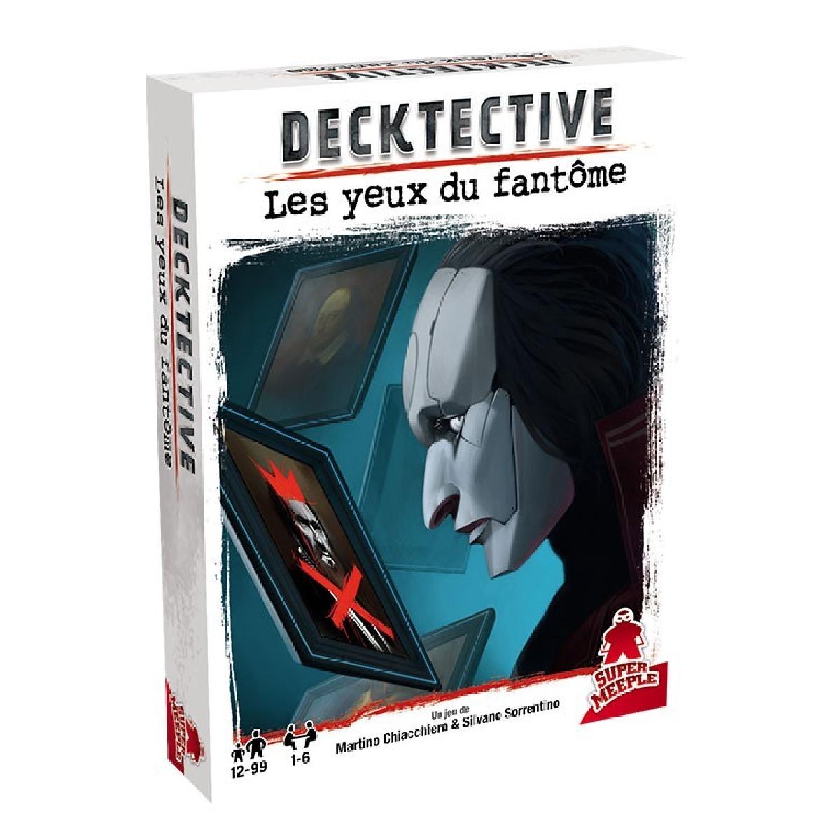 Decktective - Les yeux du phantôme | 16,99$