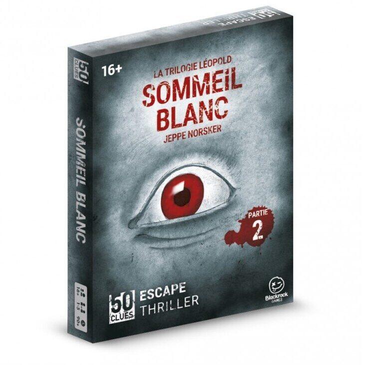 50 Clues - Sommeil blanc| 19,99$