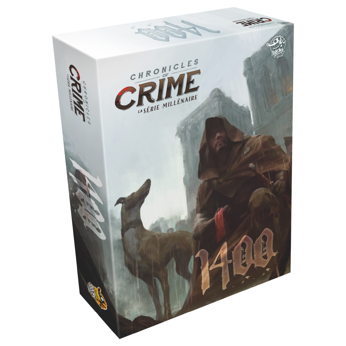 Chronicles of Crime - 1400   44,99$