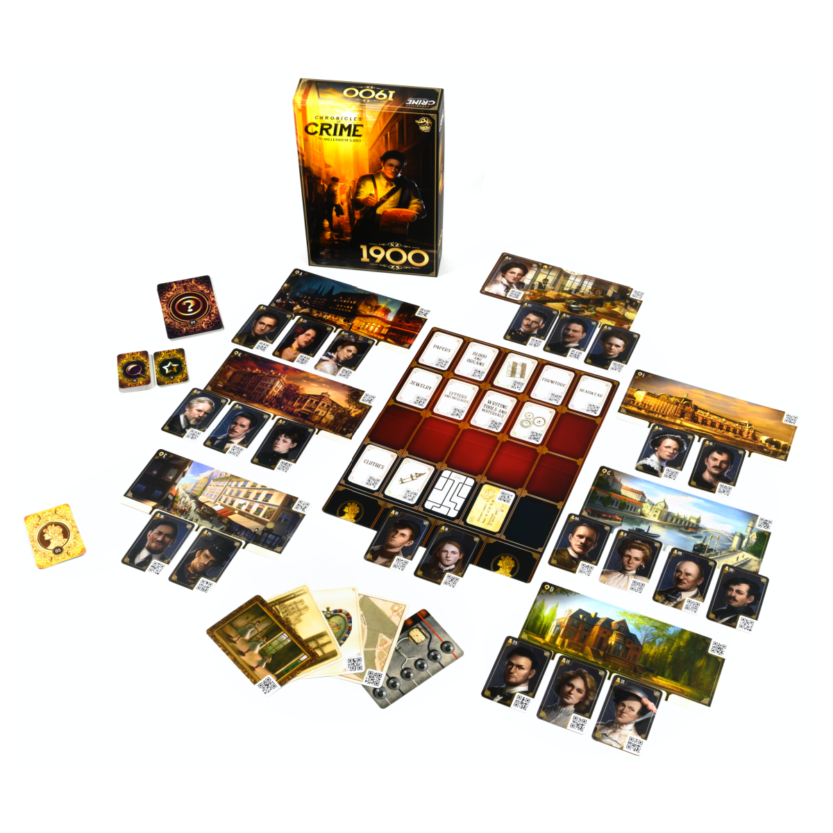 Chronicles of Crime - 1900   44,99$