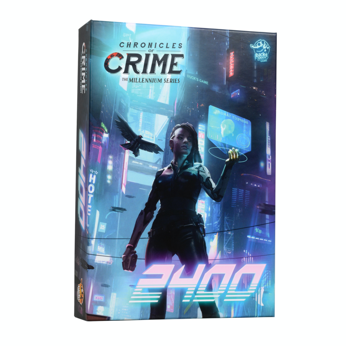 Chronicles of Crime - 2400   44,99$