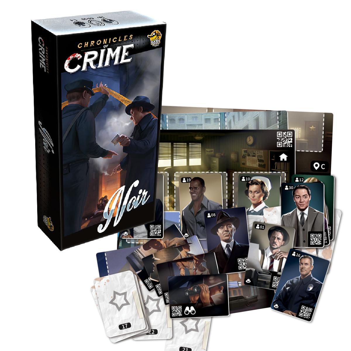 Chronicles of Crime - Noir   34,99$